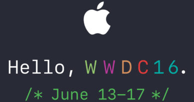 Apple World Wide Developers Conference.